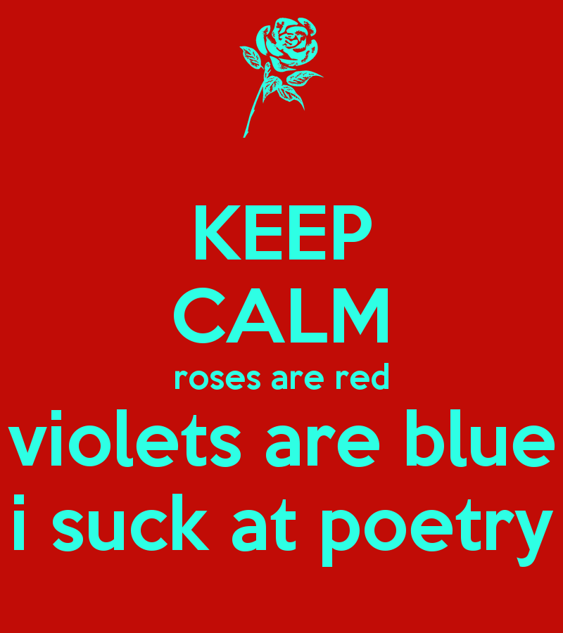 Poems red mean are roses 40+ Funny