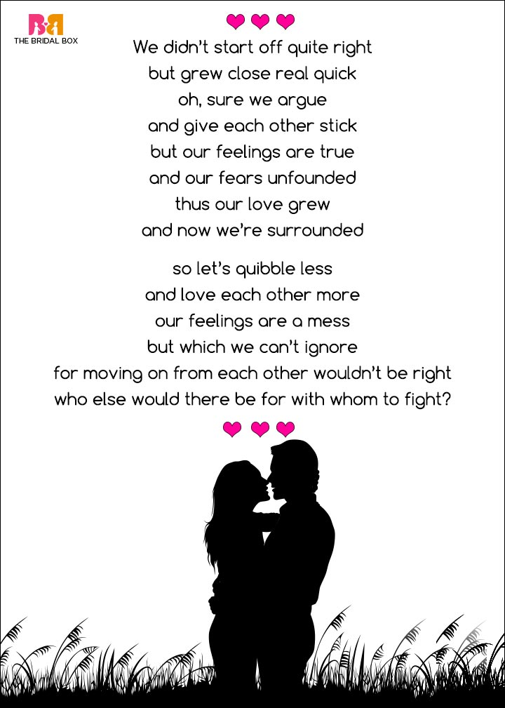 Forever poems mine your You're My