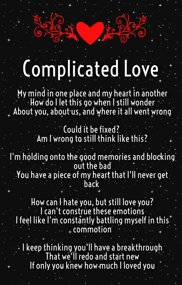 Relationship poems rough Friendship Poems