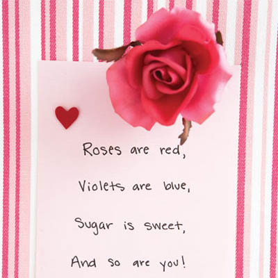 Poems short valentine love Valentine's Day