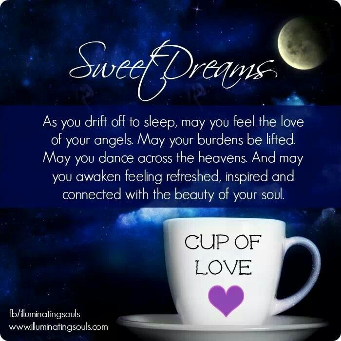 Goodnight poems him sweet for 30 Good