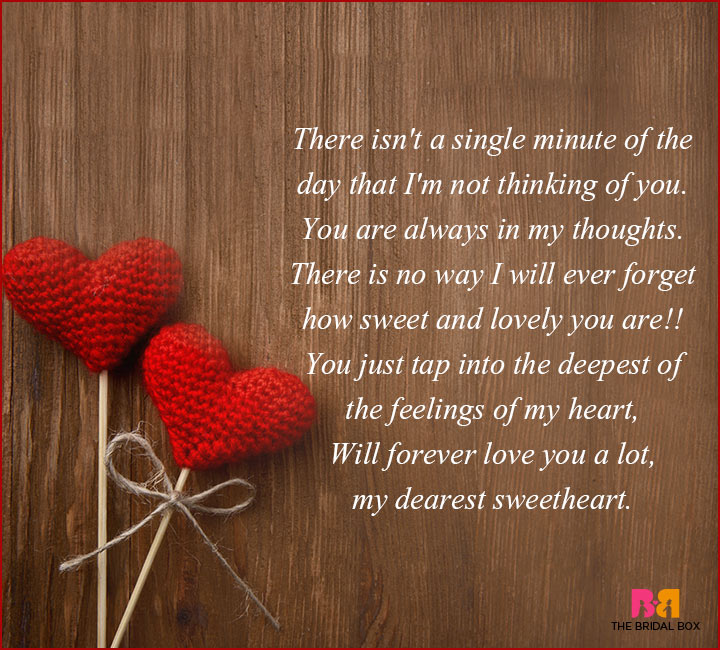 You we poem love Friendship Poems