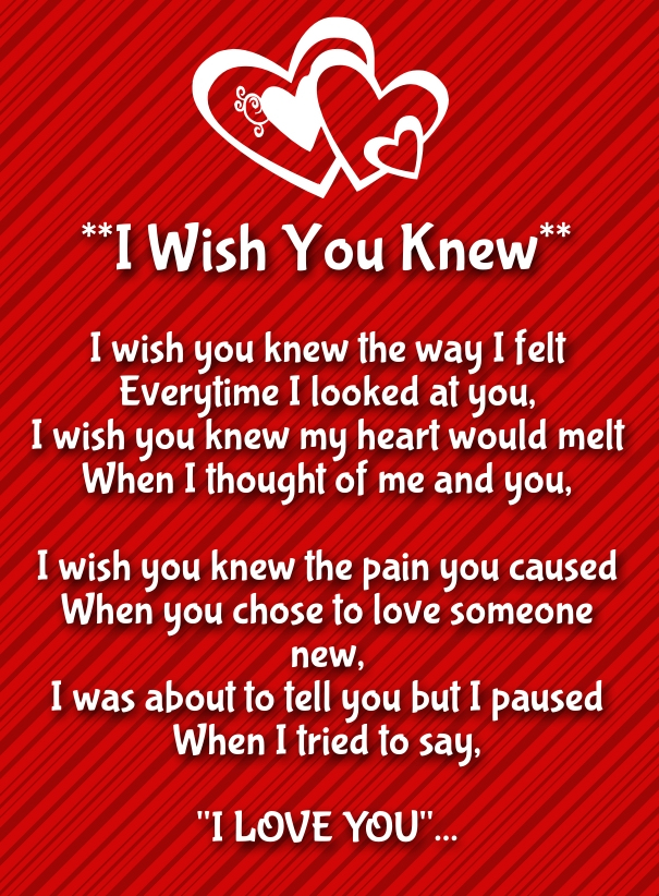 Your special poems