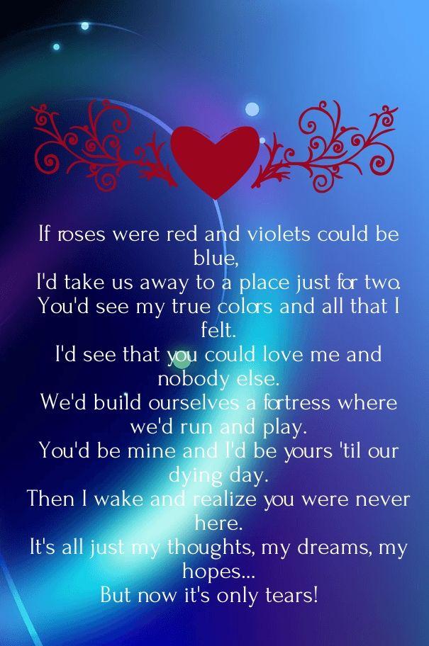 Romantic poems sweet Sweet Romantic